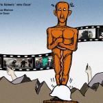 Los Cascos Blancos se hacen con un Oscar, Hasán Bleibel, 27.02.2017
