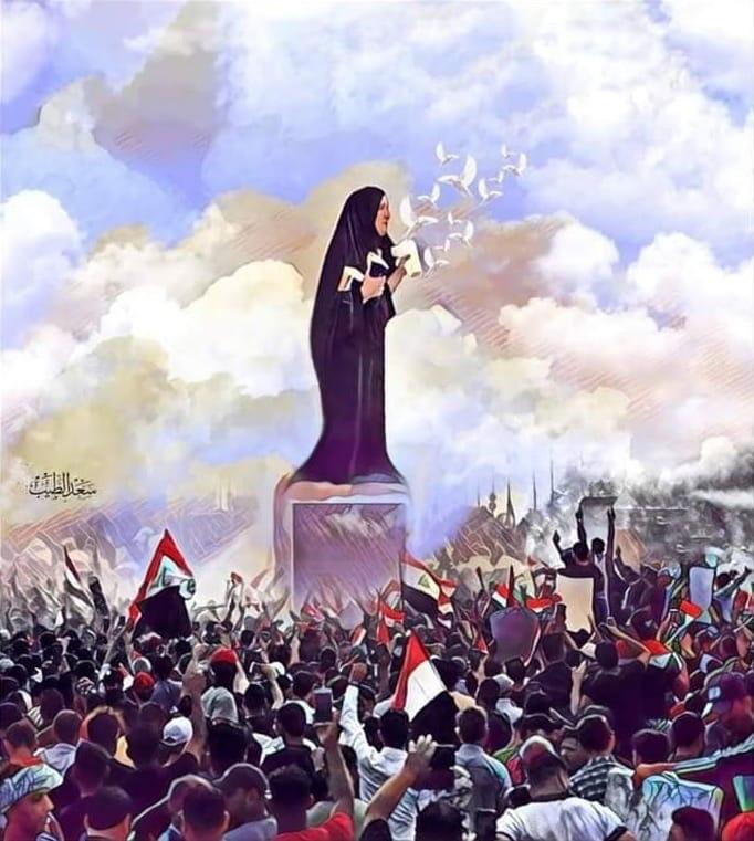 """""""Los mudos de Badgad"""" Saad Al Tayyeb (Iraq)"""