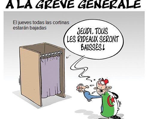 Argelia: la abstención electoral obsesiona al poder