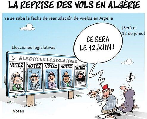 Próximas elecciones argelinas