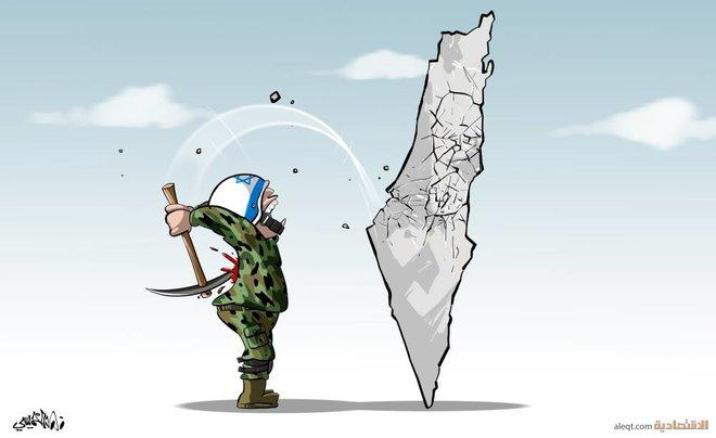 Palestina: descripción gráfica
