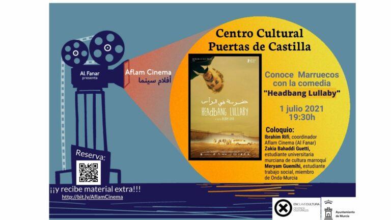 """Aflam Cinema estrena en Murcia el primer cinefórum con la comedia marroquí """"Headbang Lullaby"""""""