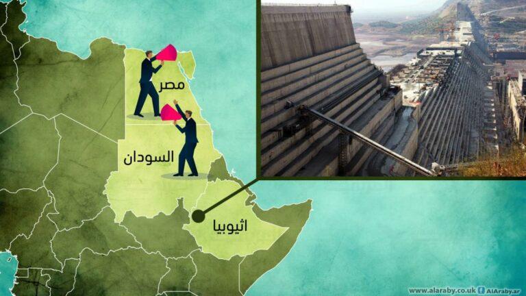 La batalla por las aguas del Nilo en un momento decisivo