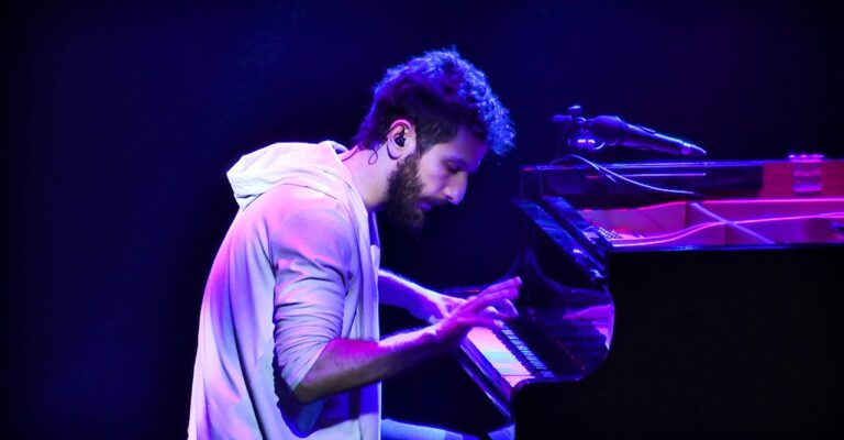 'Más bonita que Berlín', el álbum de jazz palestino para este verano