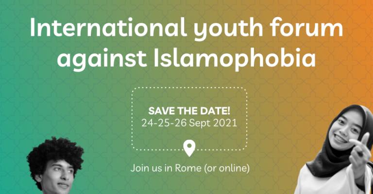 Fundación Al Fanar participa en Foro Internacional Juvenil contra la Islamofobia
