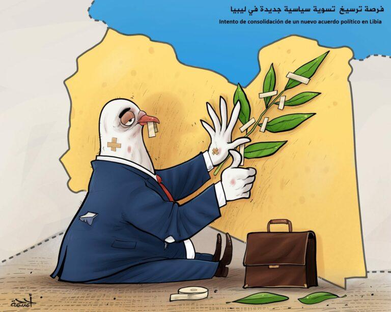 Intento de consolidación de un nuevo acuerdo político en Libia