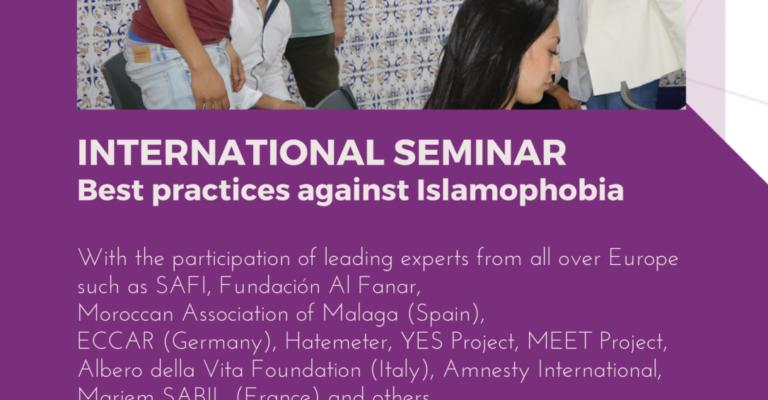 Fundación Al Fanar participa el seminario internacional TIP sobre intercambio de buenas prácticas contra la islamofobia