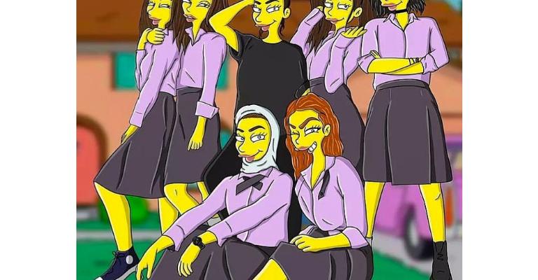 """La encendida polémica entre lovers y haters de la serie jordana """"Escuela para Señoritas Al Rawabi"""""""