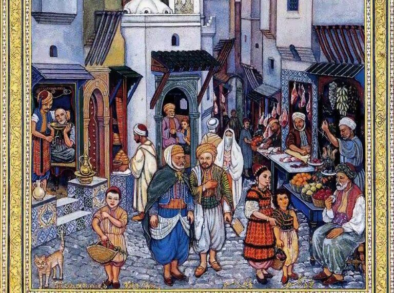Muhammad Rasim, el referente argelino del arte de la miniatura
